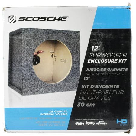 Scosche SE12KTSD - Build-Your-Own 12