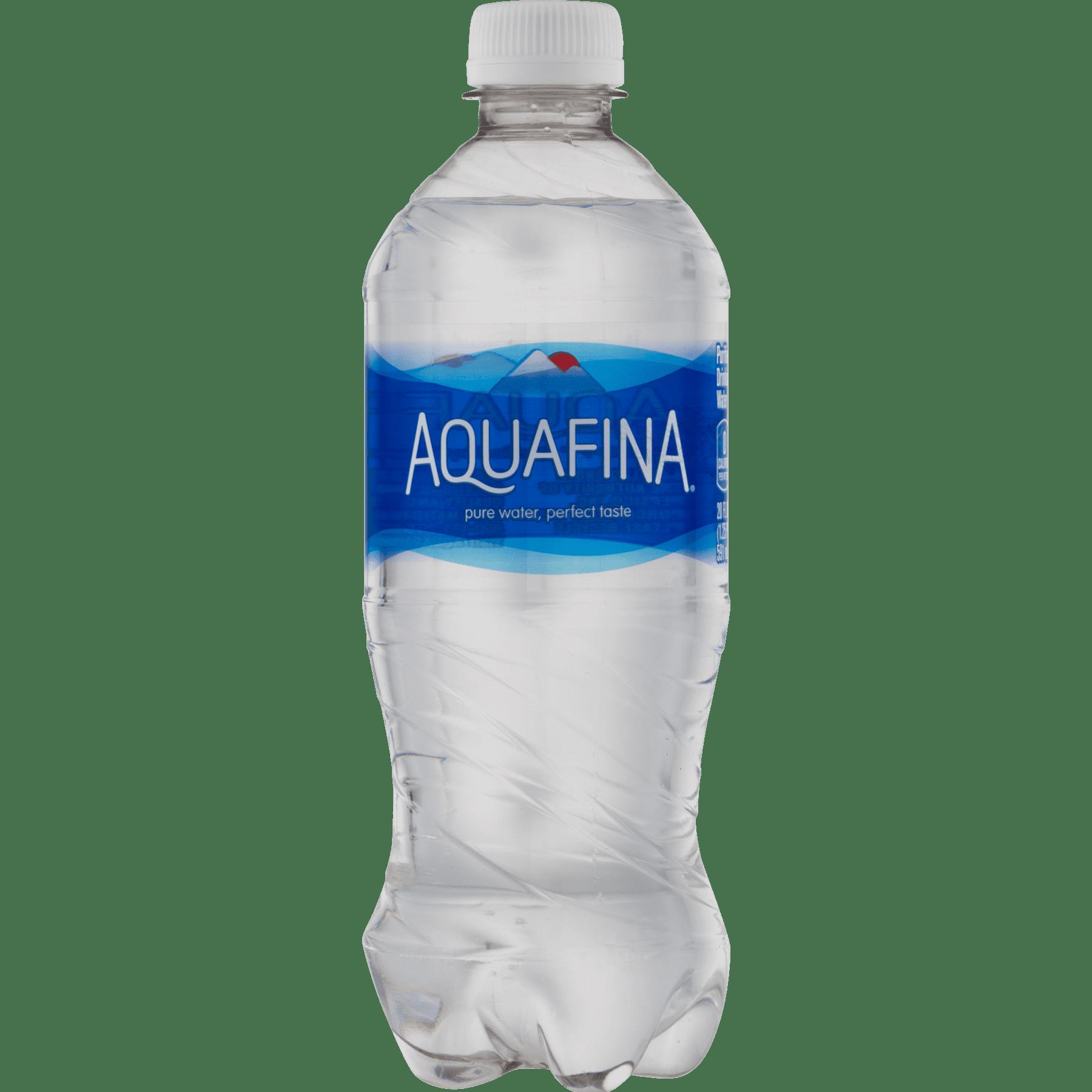 67a324541e Aquafina Purified Drinking Water, 20 Fl. Oz. - Walmart.com