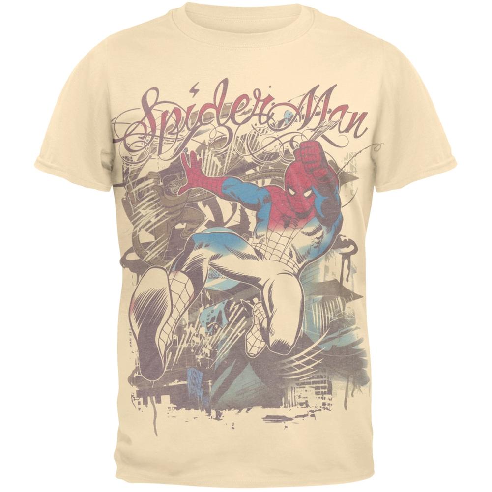 Spider-Man - Ock Flourish Soft T-Shirt