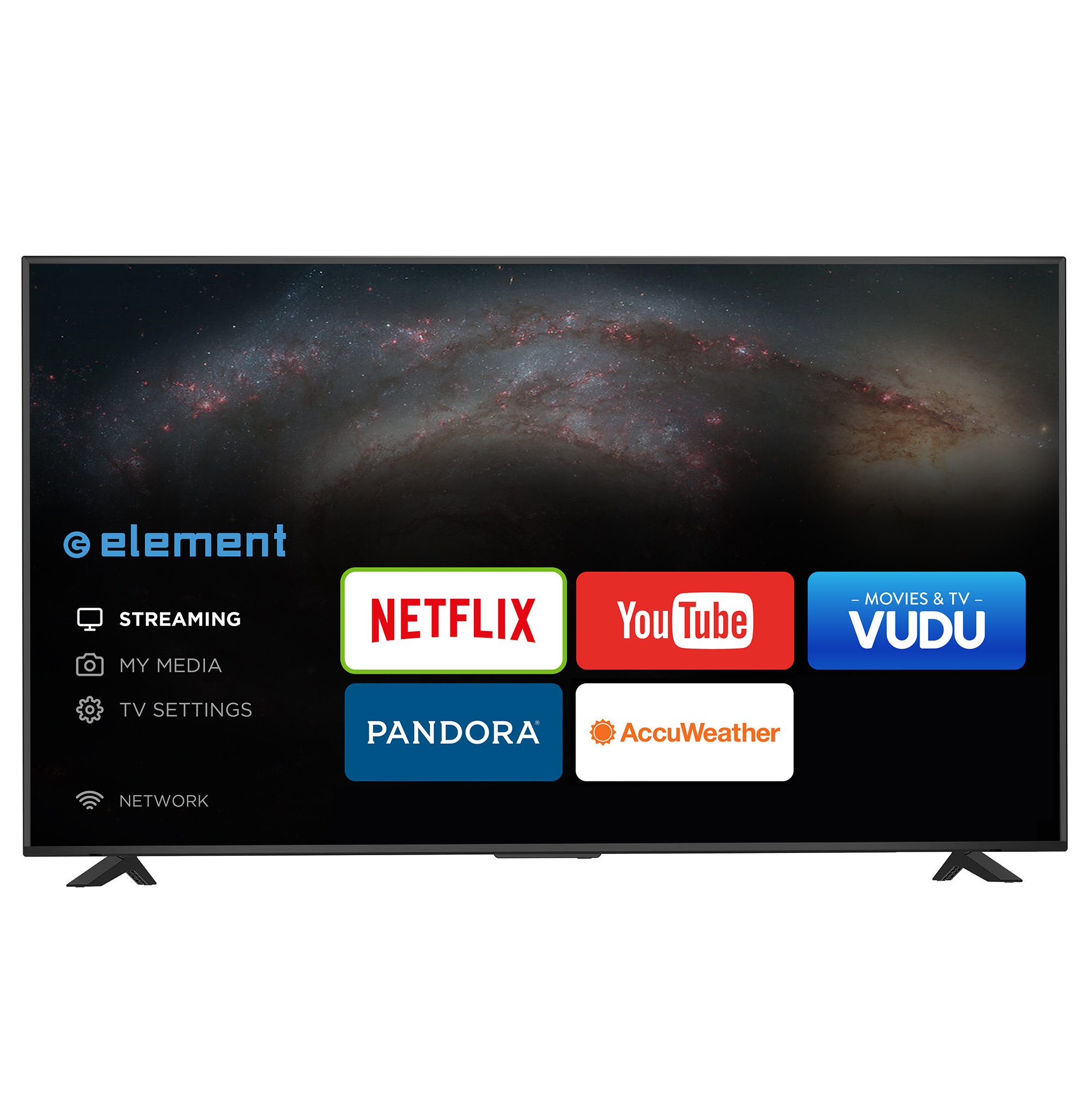 "ELEMENT 65"" Class 4K (2160P) UHD Smart LED TV (E4SW6518)"
