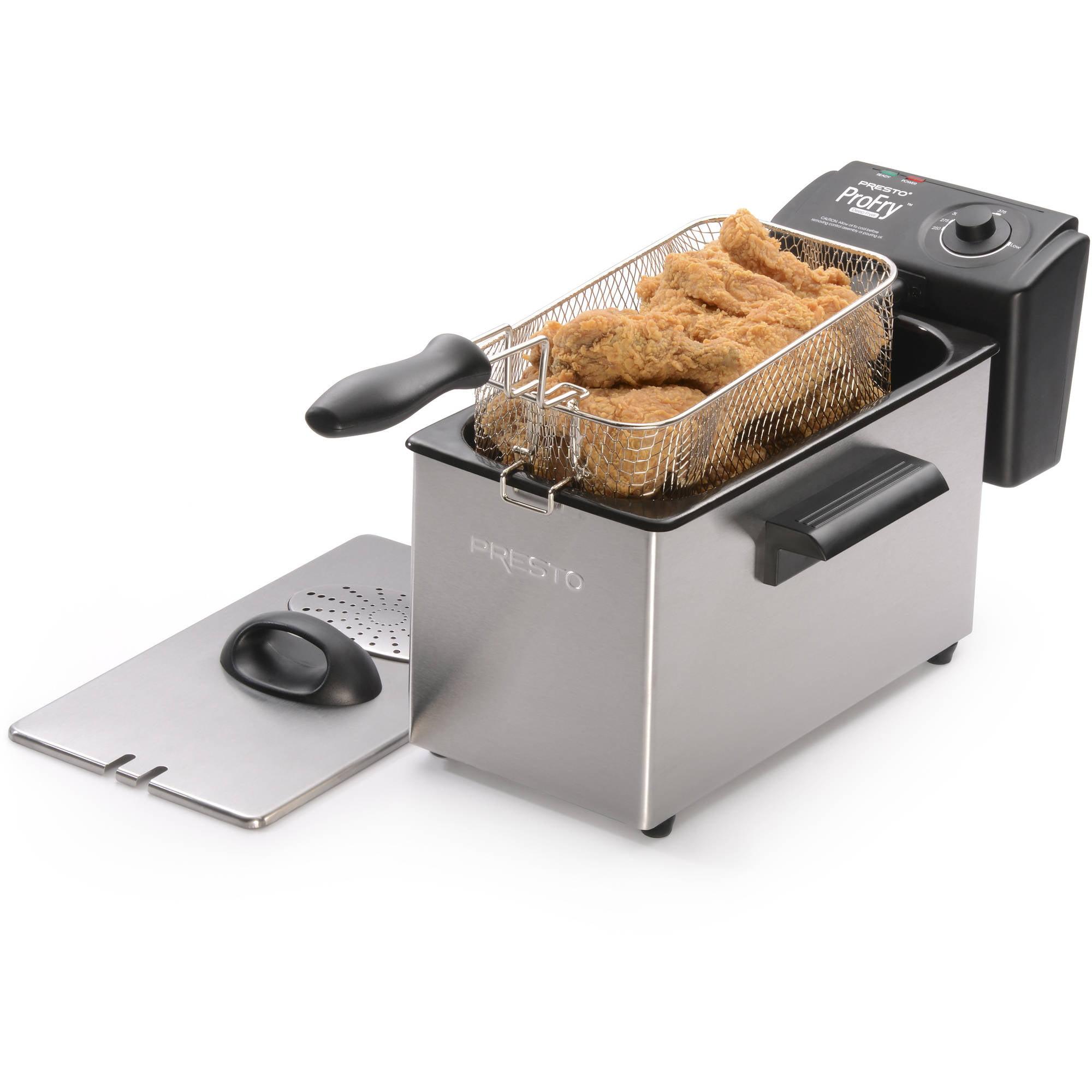 Presto Deep Fryer, 3.5 L