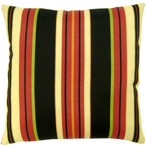 American Mills Lancaster Stripe Indoor/Outdoor Throw Pillow