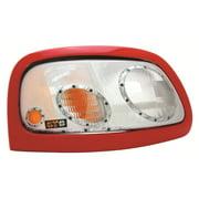GT Styling 963158 Pro-Beam Headlight Cover Fits Explorer Explorer Sport Trac