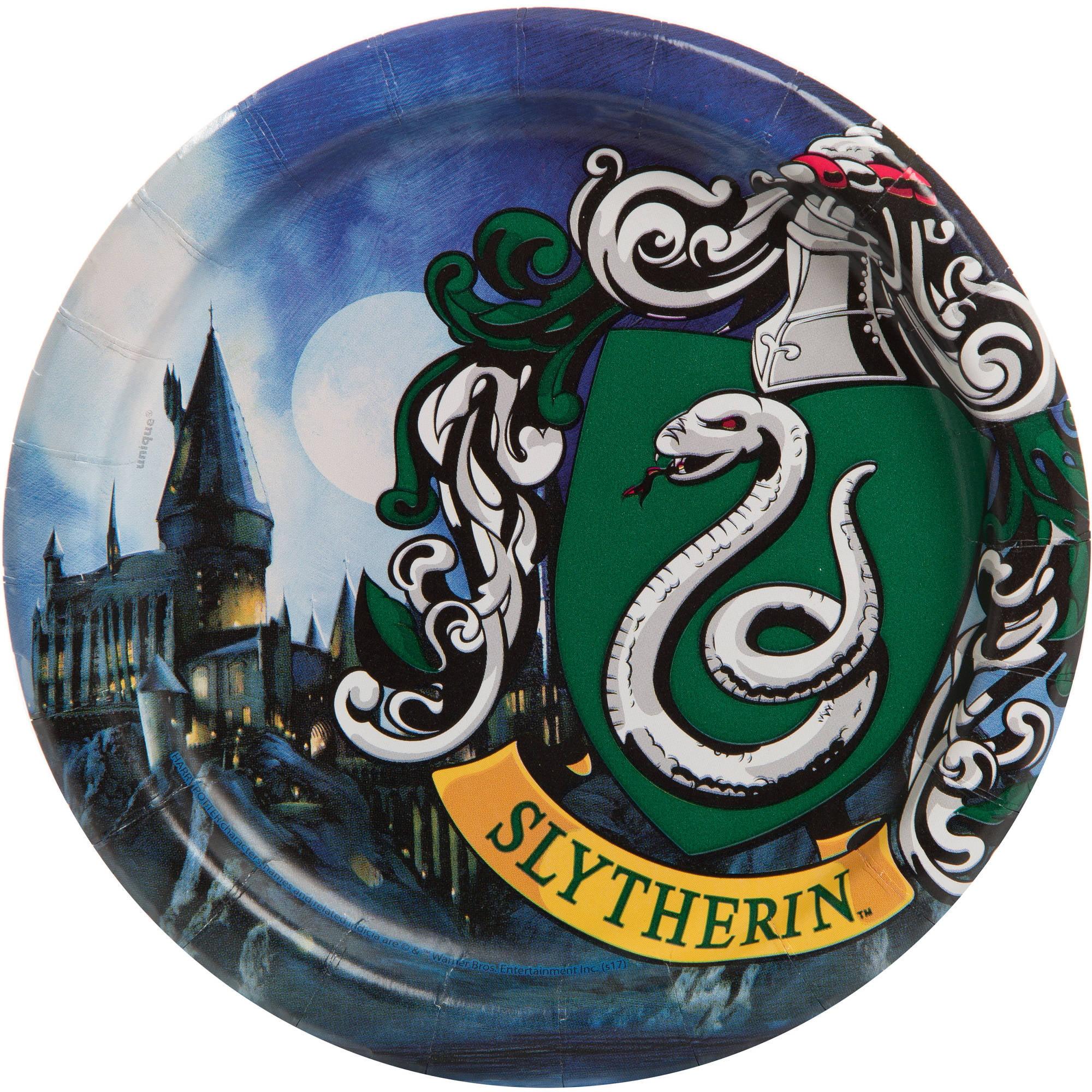 "7"" Harry Potter Paper Dessert Plates, 8ct"