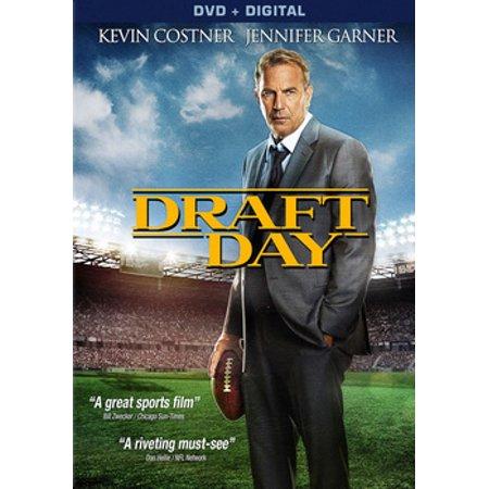 - Draft Day (DVD)