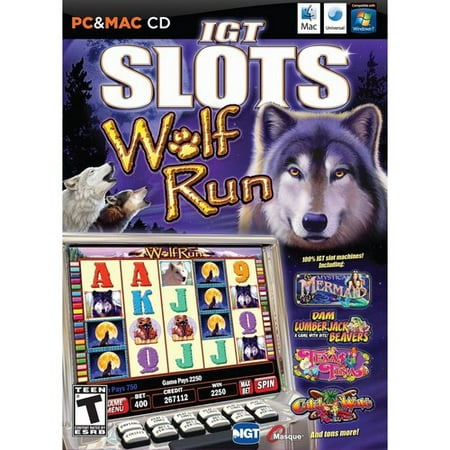 IGT Slots Wolf Run (PC)