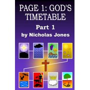 Page 1: God's Timetable Part 1 - eBook