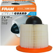 FRAM Extra Guard Air Filter, CA8039 for Select Eldorado, Ford, Lincoln and Winnebago Vehicles