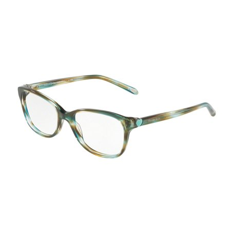 Tiffany Optical 0TF2097 Full Rim Square Womens Eyeglasses - Size 52 (Ocean (Square Eyeglasses)