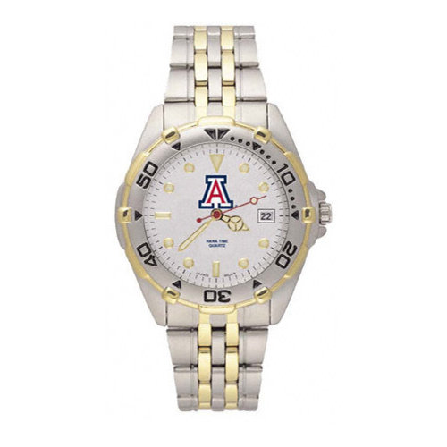 NCAA - Arizona Wildcats Men's All Star Bracelet Watch