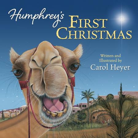 Humphrey's First Christmas (Board Book) ()