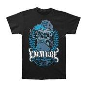 Emmure Men's  Soundwave Thug T-shirt Black