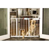 Pet Gates and Doors for Dogs - Walmart.com - Walmart.com