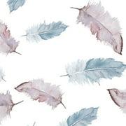 "Craft Consortium Decoupage Papers 13.75""X15.75"" 3/Pkg-Large Feathers"