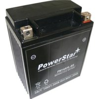 BatteryJack PM14AHL-BS-20 YTX14AHL - BS High Performance Power Sports Battery