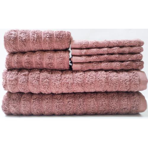 J & M Home Fashions Adriatic 8 Piece Bath Towel Set by J & M Home Fashions