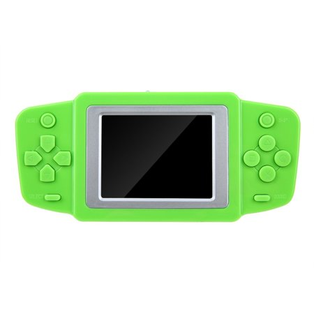 Kids Game Player Portable Rechargable Handheld Game Player Video Game Console Player Children Red ()