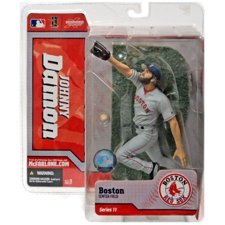 (McFarlane MLB Sports Picks Series 11 Johnny Damon Action Figure [Gray Jersey Variant])