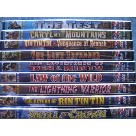 Rin Tin Tin Collection 1 (DVD)