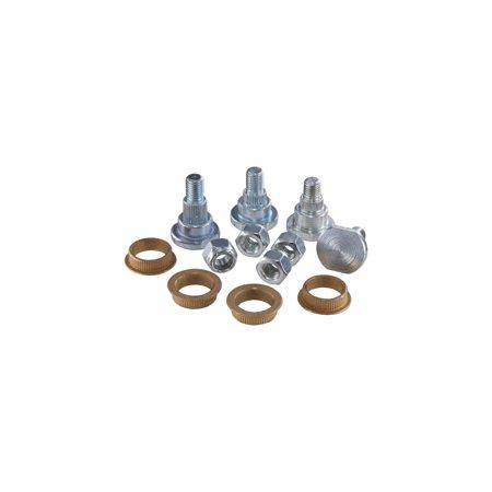 Camaro Door Hinge - Eckler's Premier  Products 33-374191 - Camaro Door Hinge Pin And Bushing Kit,