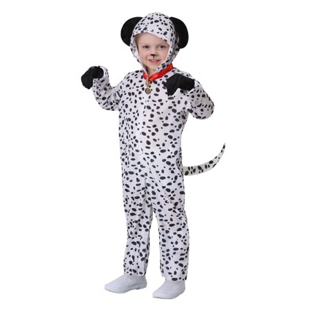 Toddler Delightful Dalmatian Costume - Dalmatian Toddler Costume