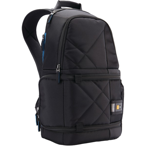 Case Logic Small Side-Access Backpack, Black