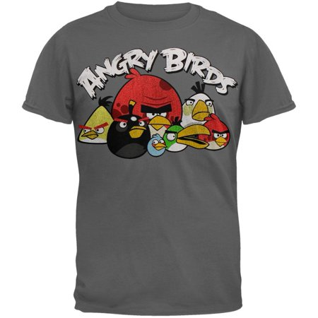 Angry Birds - Grumbles Youth T-shirt - Gra Angry Birds Halloween Boxes
