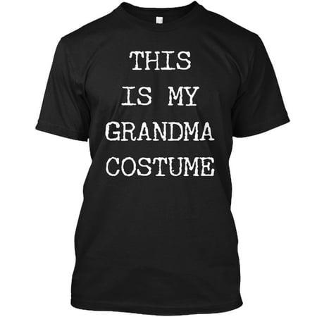 This is My Grandma Costume! Hanes Tagless Tee - Grandma Costumes