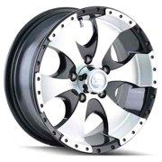 The Wheel Group 136-5665BX 136 Series Trailer Wheel