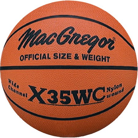 MacGregor Official Basketball.