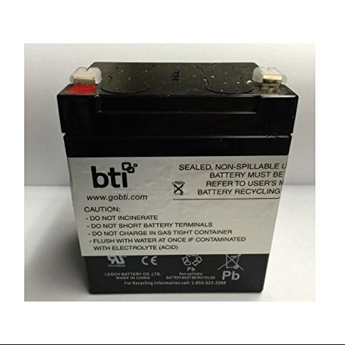 BTI Battery Unit - Lead Acid - Maintenance-free/Sealed