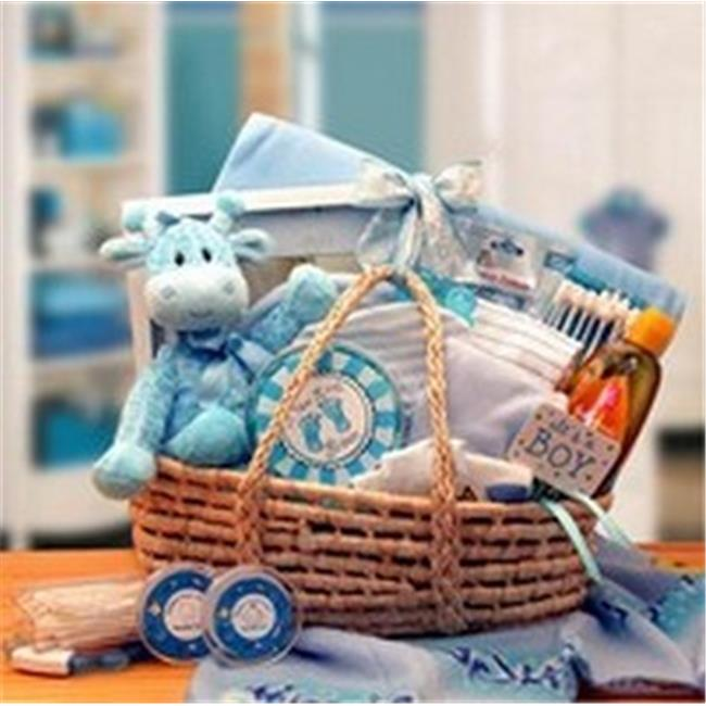 Gift Basket Drop Shipping 890152-B Our Precious Baby New Baby Carrier - Blue