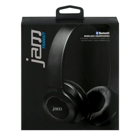 6127097a0c5 Jam Transit Bluetooth Wireless Headphones, 1.0 CT - Walmart.com