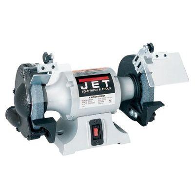JET Industrial Bench Grinders, 10 in, 1 1/2 hp, Single Ph...