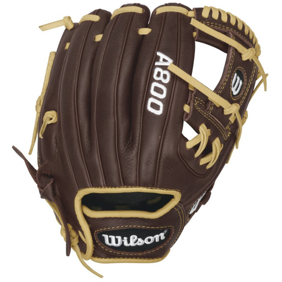 "Click here to buy Wilson Showtime A800 All-Position Baseball Glove, Peoria Fit, 11.5"" by Wilson."