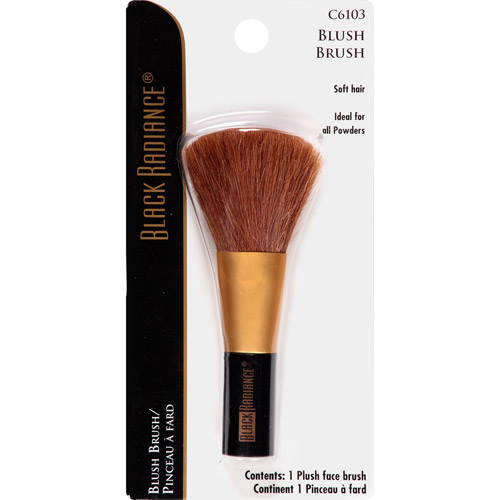 Black Radiance Blush Brush, C6103