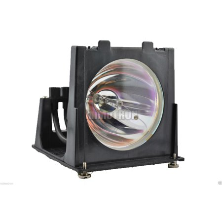 915P020010 Rear Projection TV Replacement Lamp with Housing for Mitsubishi TV model - (Rear Projection Displays)