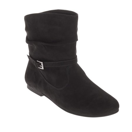 5a977ab60da20 Faded Glory - Women s Slouch Boot - Walmart.com