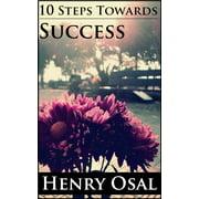 10 Steps Towards Success - eBook