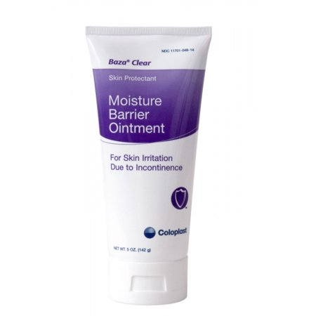 Baza Clear Moisture Barrier Ointment  5 oz/ 142 g, 1 Count