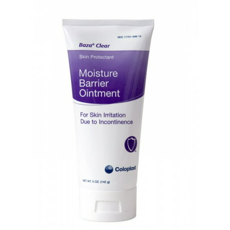 Baza Clear Moisture Barrier Ointment  5 oz/ 142 g, 1