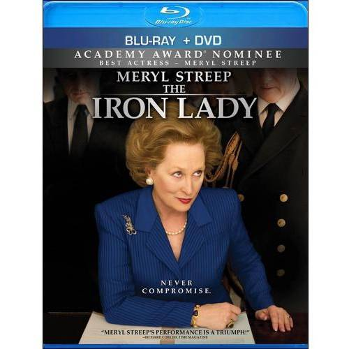 The Iron Lady (Blu-ray + DVD)