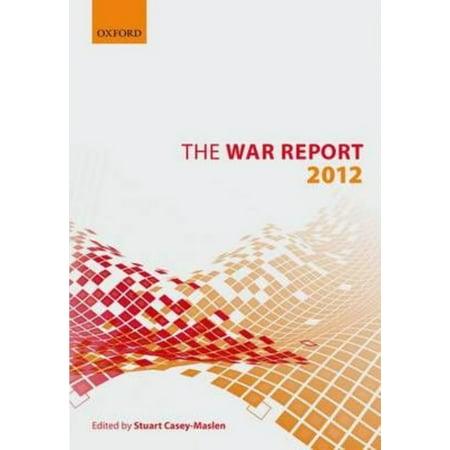 The War Report 2012