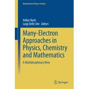Many-Electron Approaches in Physics, Chemistry and Mathematics - eBook