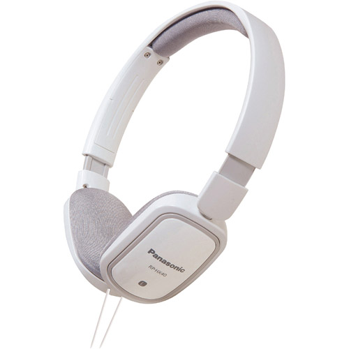 Panasonic SLIMZ Over-Ear Headphone, RP-HX40-K