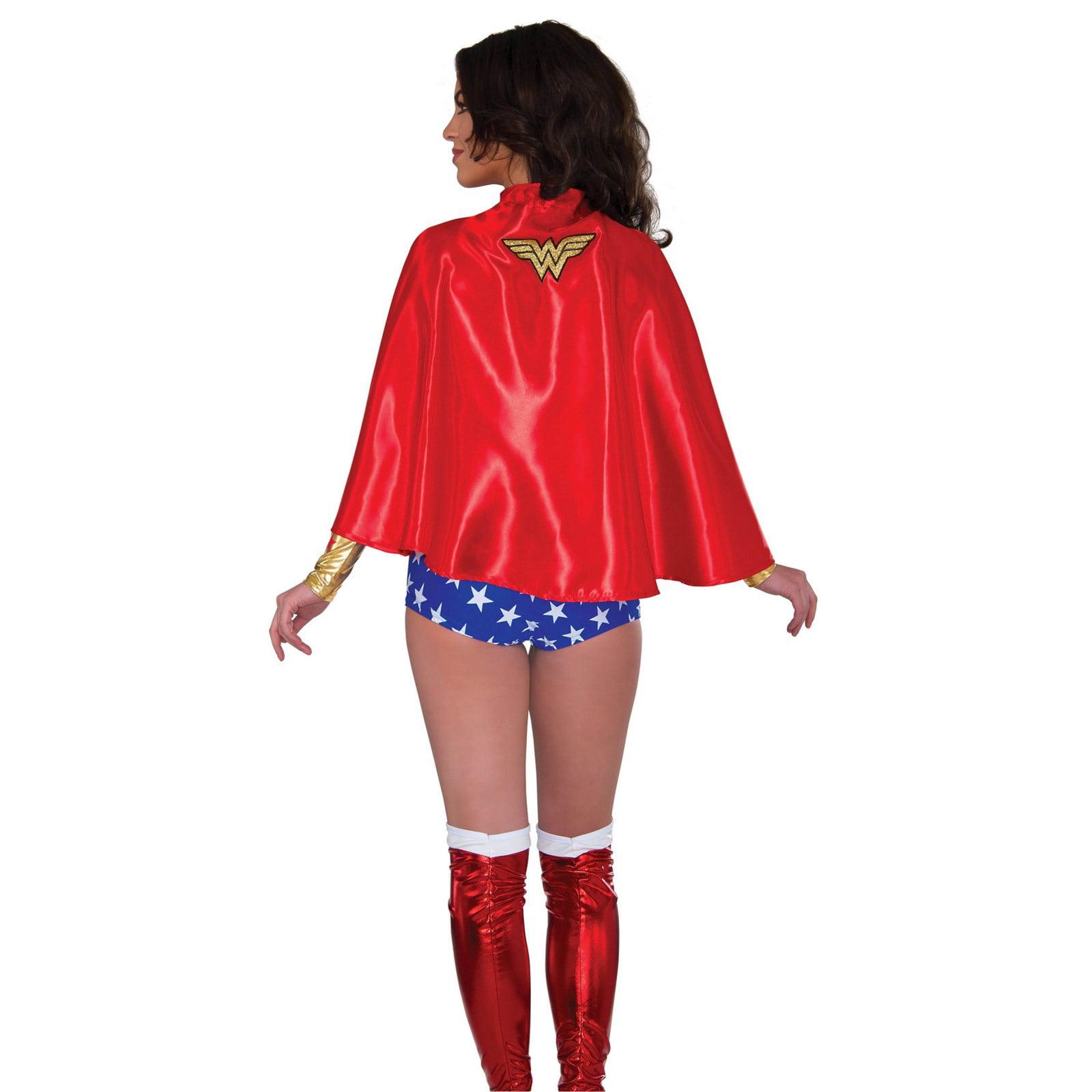 Cape Wonder Woman