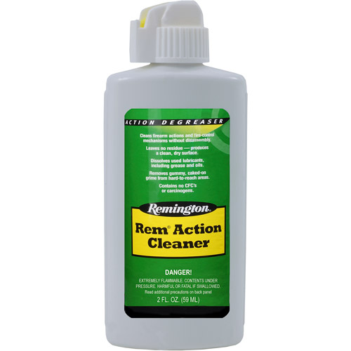 Remington Action Cleaner, 2 oz Squeeze Bottle