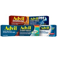 Advil Pain Reliever Collection