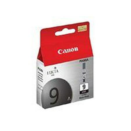 Canon PGI9MBK (PGI-9) Lucia Ink, Matte Black 9 Matte Black Ink Tank