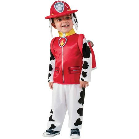 Rubies Paw Patrol Marshall Boys Halloween Costume